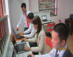 công ty Việt Tâm Đức tuyển dụng